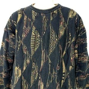 Tundra Sweater Cosby Crewneck Vintage Size L